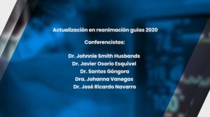 Actualización en Reanimación Guías 2020