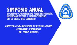 Anestesia para inserción de estimuladores cerebrales profundos