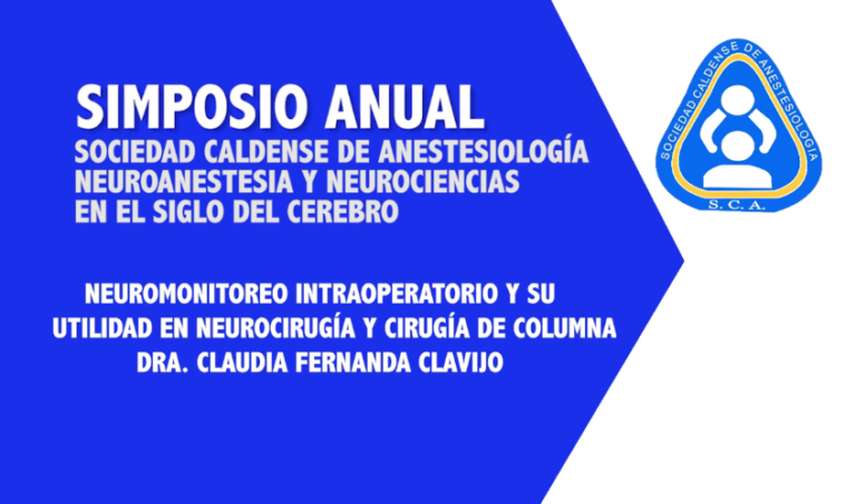 Neuromonitoreo intraoperatorio y su utilidad en neurocirugía y cirugía de columna